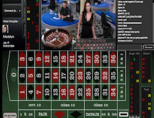 Tournoi live roulette sur Fairway Casino en Mai 2017