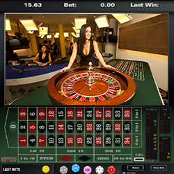Live Roulette Lucky31 Casino