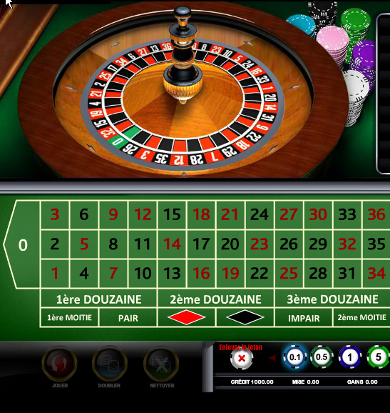 Roulette Random Numbers Generator
