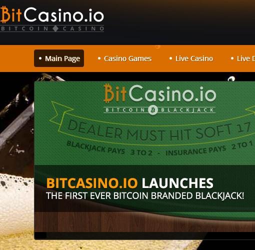 Bitcasino, le casino Bitcoin
