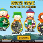 Machine a sous South Park sur Cresus Casino