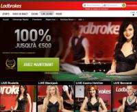Ladbrokes Casino Belgique
