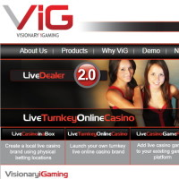 Casinos de Visionary Igaming
