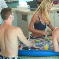 Blackjack Pool a Las Vegas