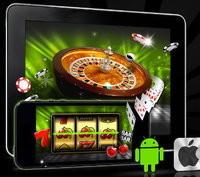 Casino en ligne sur mobile (Android, IOS)