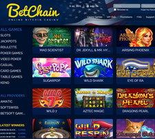 Betchain Casino: pour les joueurs en bitcoin