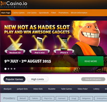 Bitcasino, le casino en ligne bitcoin