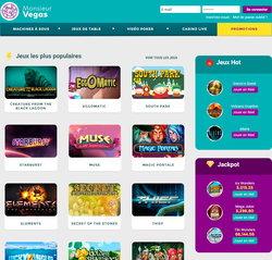 Casino en ligne Monsieur Vegas