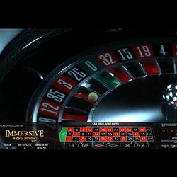 Roulette Immersive de Evolution Gaming