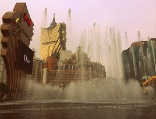 Revenus des casinos de Macao : la chute continue