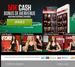 Ladbrokes casino legal Belgique