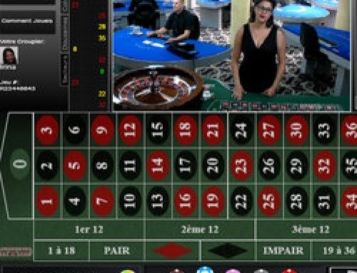 Tournoi live roulette sur Fairway Casino