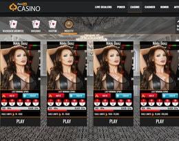 Lobby roulette en ligne Pornhub Casino avec Nikki Benz