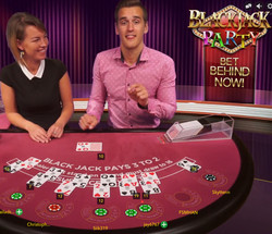 Video Blackjack en ligne Party