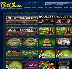 Betchain meilleur casino bitcoin