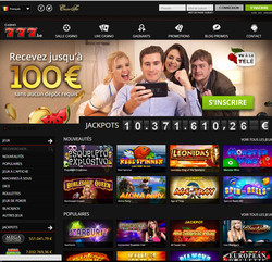 Casino777 meilleur casino en ligne belge