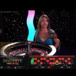 Roulette Immersive sur Casino777