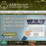 Bonus CASHlib sur Dublinbet