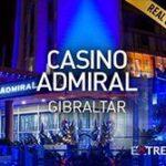 Live Roulette du Admiral Casino de Gibraltar sur Parklane Casino