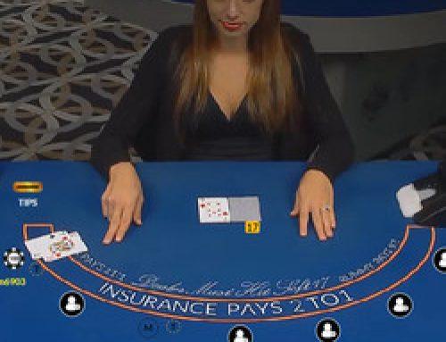 Tournoi live sur Fairway Casino: Baccarat, Roulette, Blackjack