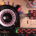 Jouer a la roulette en ligne en direct du Dragonara Casino