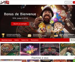 Nouveau site Lucky31 Casino