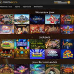 Live Casino En Ligne recommande Casino Extra