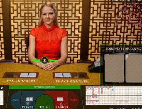Jouer au Baccarat Control Squeeze sur Lucky31 Casino