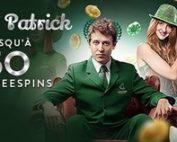 Cresus Casino fête la Saint Patrick avec des Free Spins