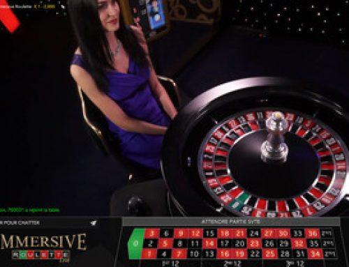 Découvrez la Roulette Immersive sur Lucky31 Casino