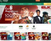Promotion Cresus Casino sur les machines à sous ELK Studios