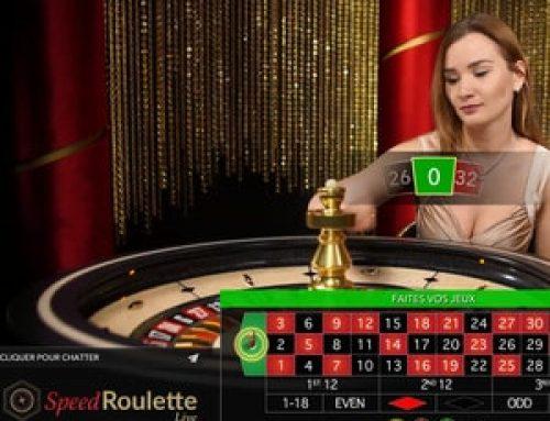 Speed Roulette : Evolution Gaming passe à la vitesse supérieure
