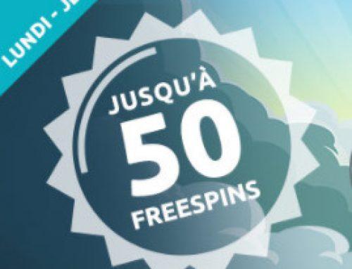 4 jours de Bonus Free Spins sur Oscar Bianca Casino