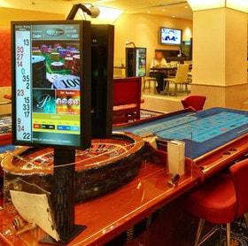 Roulette en ligne en direct du Platinum Casino de Bucarest