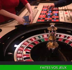 Tables de jeux en live Evolution Gaming
