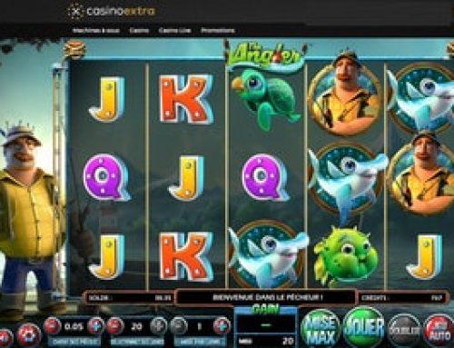 Casino Extra accueille la machine à sous The Angler de Betsoft