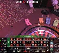 Authentic Roulette du Casino International de Batumi