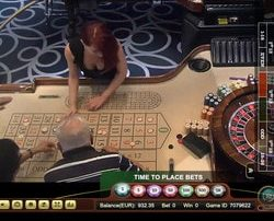 Roulette en ligne en direct de casinos de Malte