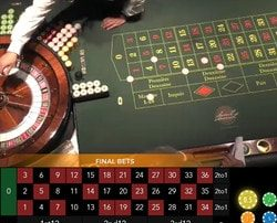 Dublinbet présente un tournoi live roulette Authentic Gaming