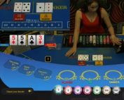 Baccarat en ligne en direct du Queenco Casino