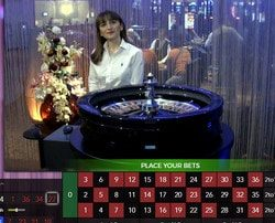 Casino Floor Live Roulette d'Authentic Gaming sur Lucky31 Casino