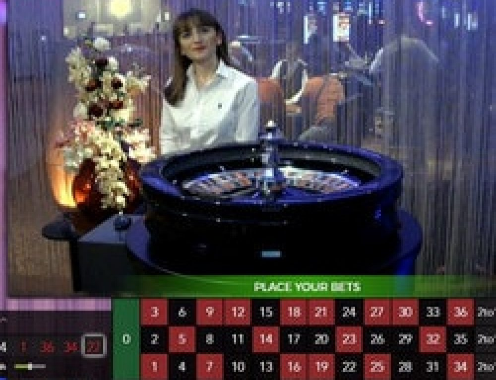 Casino Floor Live Roulette d'Authentic Gaming sur Lucky31 Casino