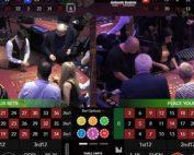 Duo Roulette Authentic Gaming sur Dublinbet