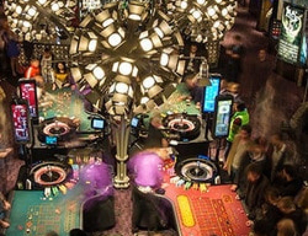 Live roulette du Hippodrome Casino de Londres