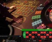 Live Roulette en direct du Hippodrome Casino de Londres