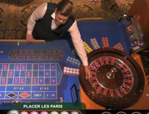Live Roulette Ezugi de 3 casinos terrestres sur Lucky31 Casino