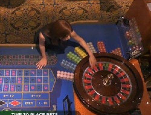 Roulette en ligne en direct du Royal Casino de Riga