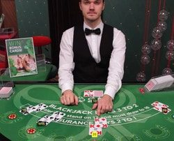 Table Lucky Blackjack en ligne sur Lucky31 Casino