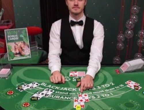 Lucky Blackjack d'Evolution Gaming sur Lucky31 Casino