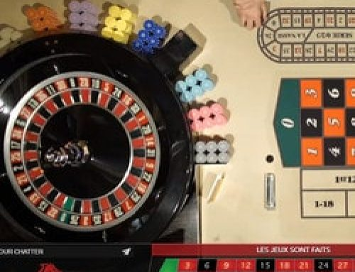 Casino mobile avec croupiers en direct